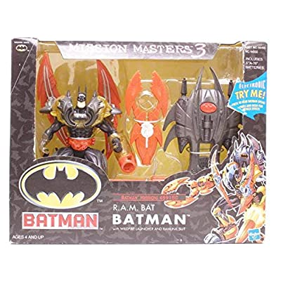 R.A.M. BAT BATMAN: Toys & Games