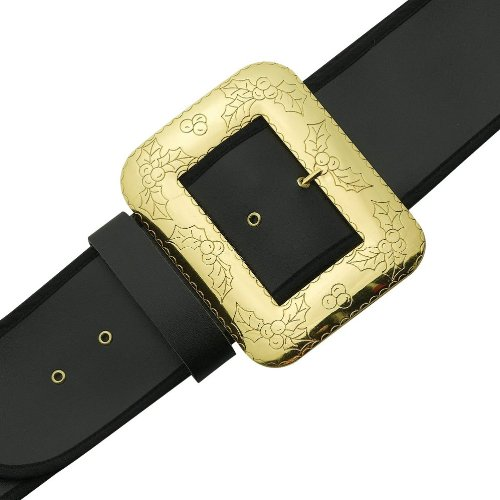 (Halco - Santa Belt with Decorative Cast Buckle - X-Large -)