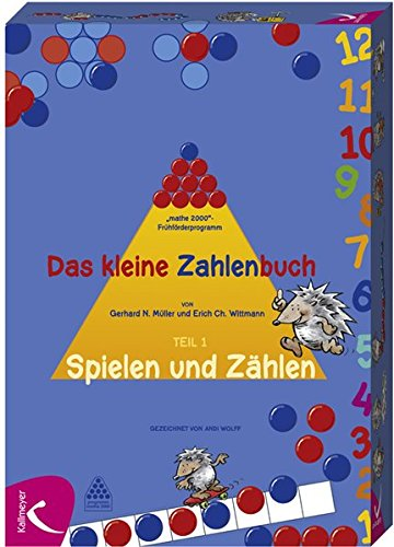Das kleine Zahlenbuch: Band 1: Spielen und Zählen