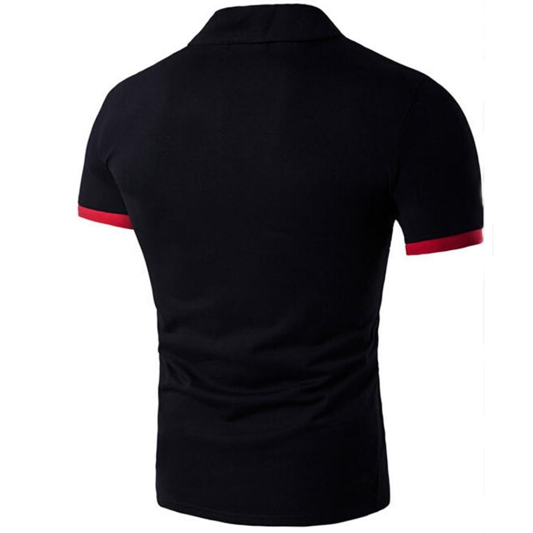 Xinantime_Camiseta Hombre Camisa Algodón Hombre, Manga Corta ...