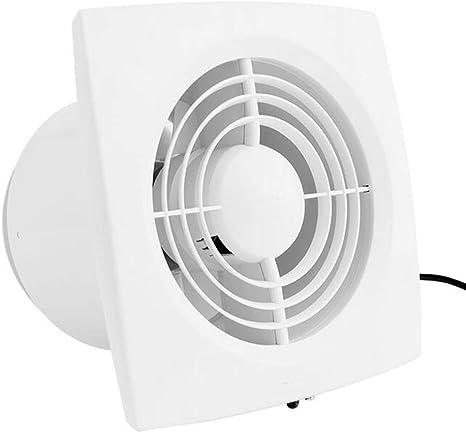 Ventiladores de ventilación Silence Ventilador de 6 Pulgadas ...