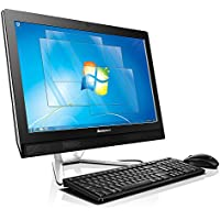 Lenovo C560 23-Inch All-in-One computer - Intel Pentium Processor G3220T (3M Cache, 2.60 GHz) - 4GB Memory - 1TB Hard - DVD RW - WINDOWS 8.1