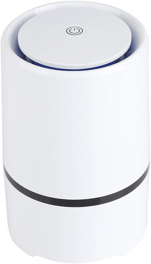Purificador de Aire Portátil Mini Generador de Ozono Pequeño Filtro de Aire Iónico para Zapatos Armario Refrigerador ...