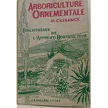 Arboriculture ornementale