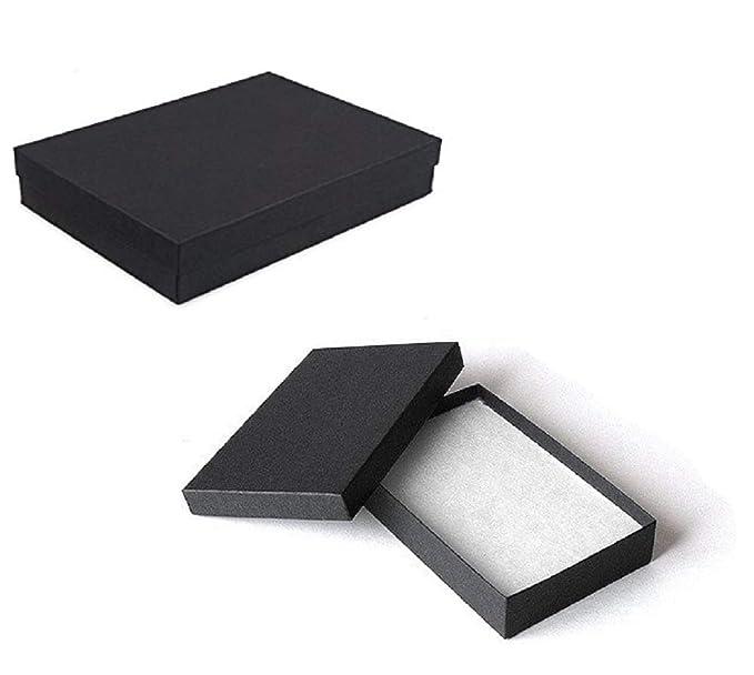 Amazon.com: 10 Pack Algodón Negro Mate lleno de color regalo ...