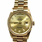 Rolex Day-Date swiss-automatic mens Watch 18238 (Certified Pre-owned)