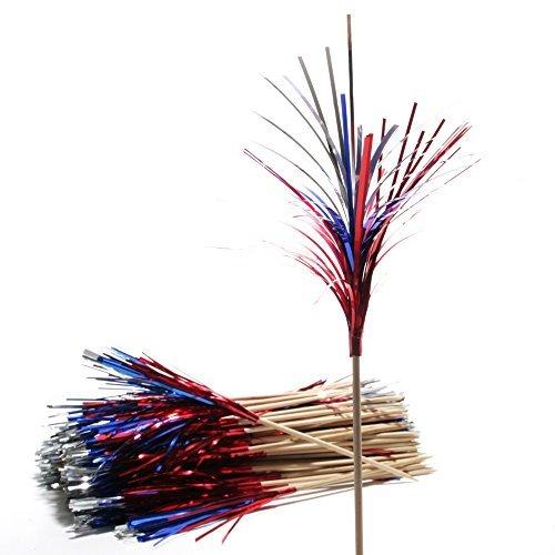 Patriotic Fireworks Food Picks 100 (Patriotic Cocktails)