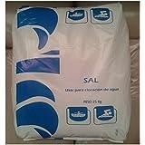 Salinera EspañOla. Sal Piscinas - Sal piscina-spa salinera saco sal piscinas 25 kg