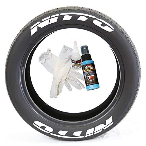 Tire Stickers Nitto Tire