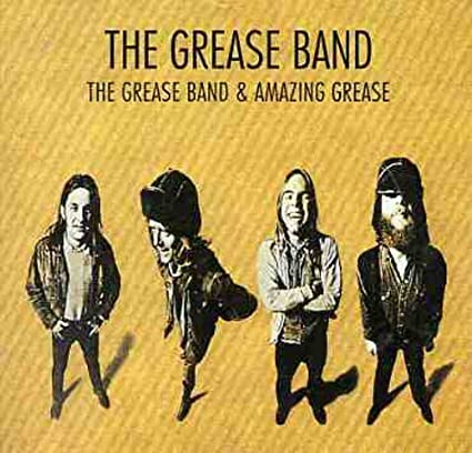 Image result for the grease band album covers