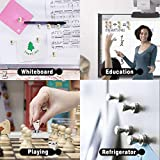 Push Pin Magnets for Whiteboard Magnetic Push Pins