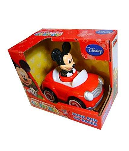 Go Racers (Disney Mickey Mouse Push and Go Racer Car)