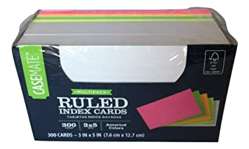 printer for 3x5 index cards