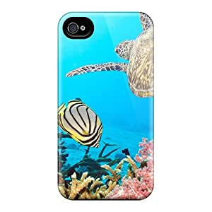 Durable Cases For The Iphone 6- Eco-friendly Retail Packaging(ocean Beauty)