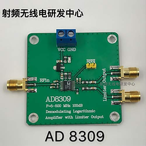 1PC AD8309 5-500MHz 100db Detector Logarithmic Amplifier