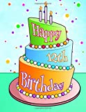 Happy 12th Birthday: Journal, Notebook, Diary, 105 Lined - Best Reviews Guide