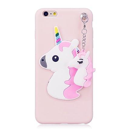 carcasa unicornio iphone 6s