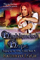 Highlander's Hope: A Special Christmas Novel (Legacy of the Mist Clans Book 4)