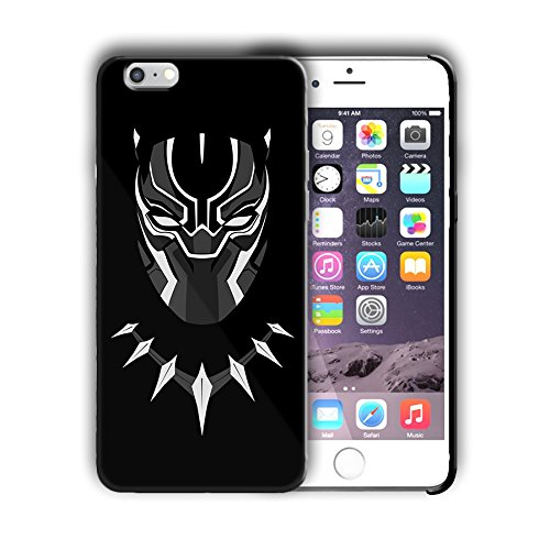super popular 891fb 4df7d Black Panther for Iphone 7 (4.7in) Hard Case Cover (black5)