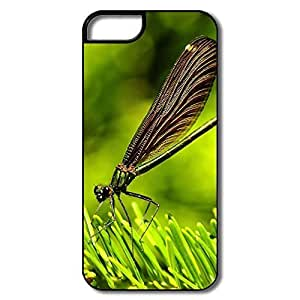 For SamSung Galaxy S5 Case Cover Covers, Dragonfly White/black For SamSung Galaxy S5 Case Cover