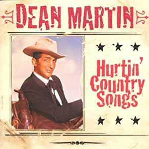 Dean Martin Hurtin Country Songs Amazon Com Music