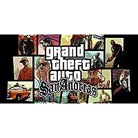GTA SanAndreas - PC DvD (Windows Only) Sanandreas
