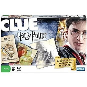 Clue: Harry Potter Edition(Discontinued by manufacturer)