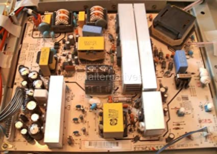 LG 32LT75 LCD TV Repair Kit, Capacitors Only, Not the Entire Board