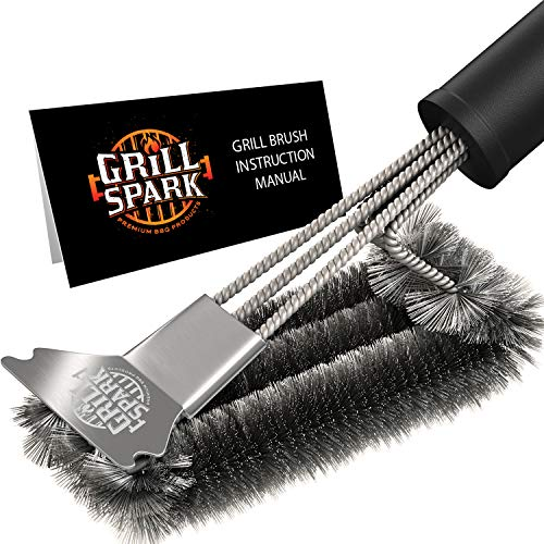 Grill Spark Grill Brush