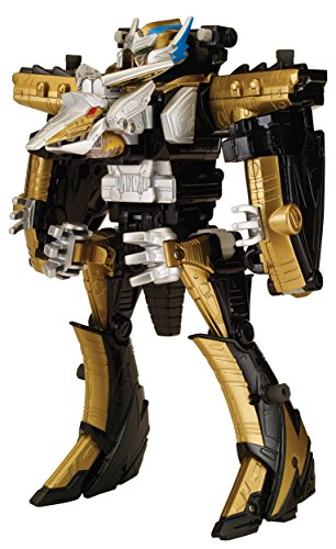 Power Rangers Dino Charge - Ptera Charge Megazord Action Figure (Power Rangers Dino Megazord compare prices)
