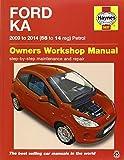 Ford Ka (09 - 14) Haynes Repair Manual (Haynes Service and Repair Manuals) by Anon (2014-11-20)