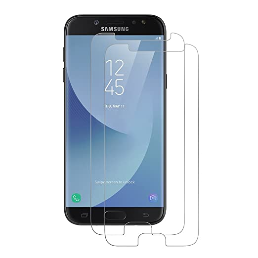 2 opinioni per [2 Pack] Samsung Galaxy J7 2017 Pellicola Protettiva, AICEK Samsung J7 2017 J730