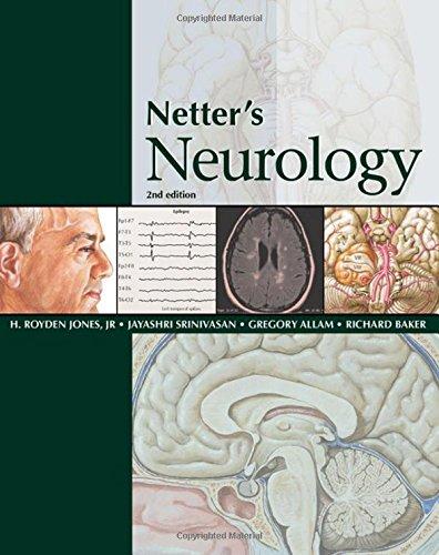Netter's Neurology, 2e (Netter Clinical Science)