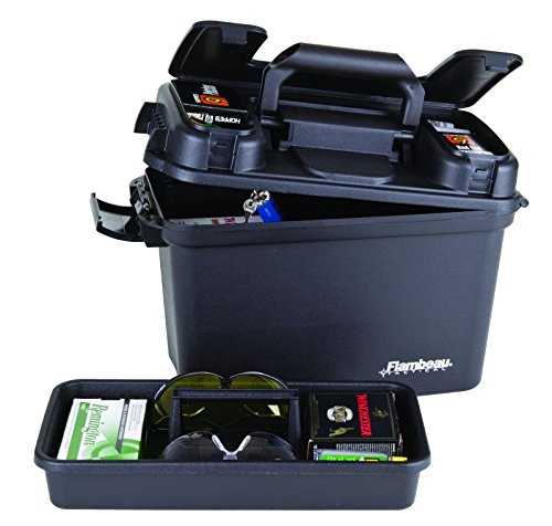 Flambeau Outdoors 6430SD Dry Box, 14-Inch - Black Tactical by Flambeau Outdoors (Image #2)