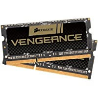 CORSAIR Vengeance Performance 16GB (2 x 8G) 204-Pin DDR3 SO-DIMM DDR3L 1600 (PC3L 12800) Laptop Memory Model CMSX16GX3M2B1600C9