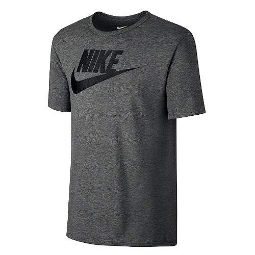 Tee Tee Nike Homme Homme M Futura Chin noir shirt Nsw T Icon Charbon Bois De rrEd0wSqx