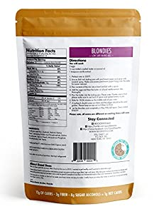 Good Dees Blondie Mix-low Carb Sugar Free Gluten Free 8 Oz from Good Dee's Cookie Mix