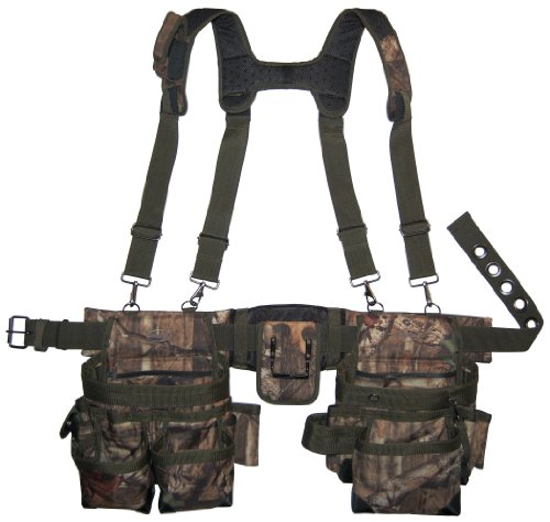 Bucket Boss Bucket Boss 85035 Camo Mullet Buster Suspension Rig by Bucket Boss