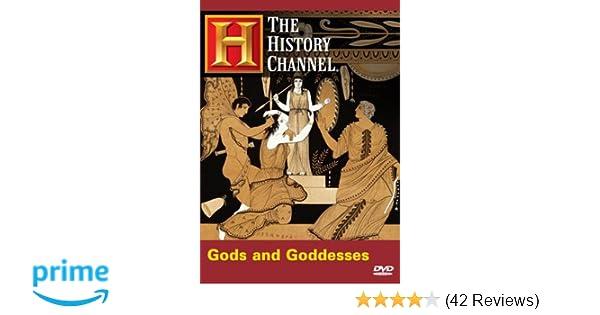 greek gods and goddesses documentary