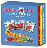 Tractor Mac Three Book Gift Set, Billy Steers, 0978849671