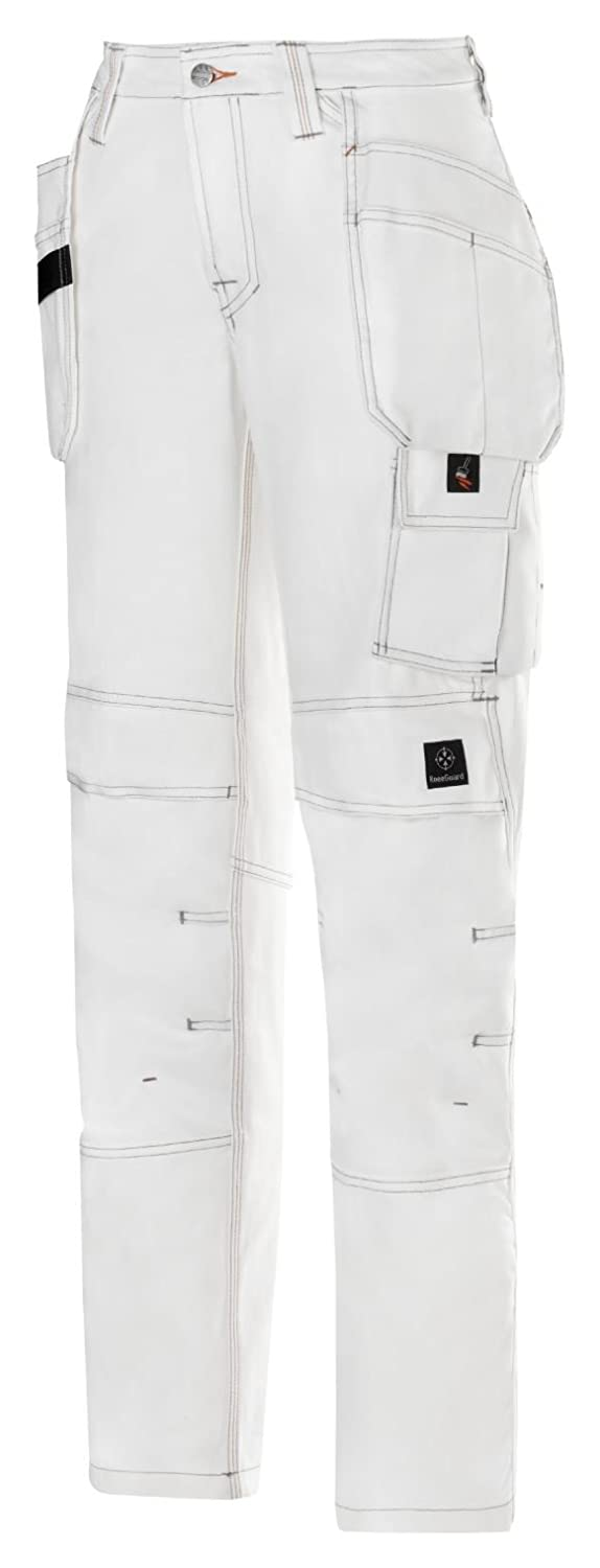 White 84 Snickers 37750909084 Womens Painters Trousers