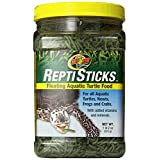Zoo Med ReptiSticks Floating Aquatic Turtle Food, 18-Ounce