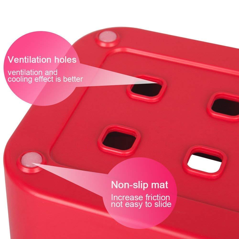 Kabelmanagement Box Soriace Baby Sicherheit Kabelbox Organisieren