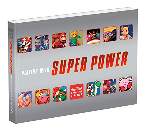 Playing With Super Power: Nintendo Super NES Classics Only $9.99 (Was $19.99)