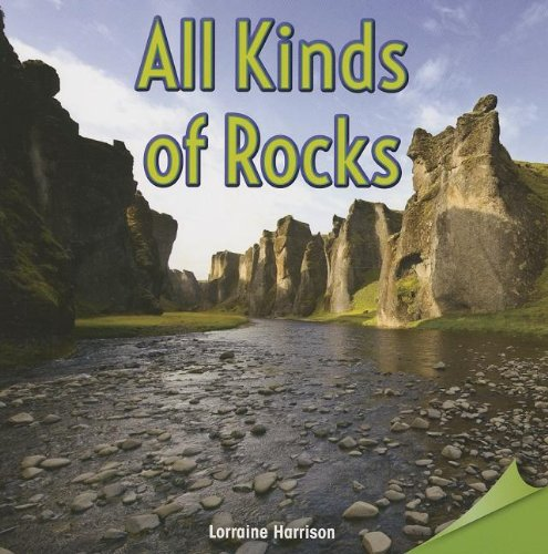 All Kinds of Rocks (Infomax Common Core Readers)