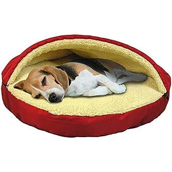 Amazon.com : Jobar Pet Parade Pet Cave, Red, JB6177 : Pet