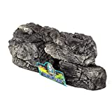 Jungle Bob 8090 Aquarium Reptile Cave, Large, Grey