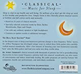Classical Music to Sleep. Dr. Jeffrey Thompson's