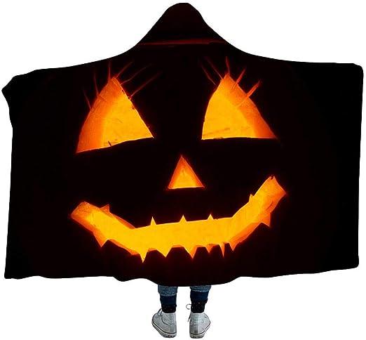 Capa De Halloween con Capucha, Ropa De Halloween Disfraces Disfraz ...