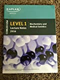 img - for COMLEX-USA Level 1 Kaplan Medical Lecture Notes 2016 - BIOCHEMISTRY and MEDICAL GENETICS book / textbook / text book